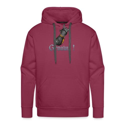 Dungeon Groovy ! - Sweat-shirt à capuche Premium pour hommes
