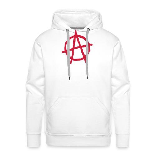 Anarchy Symbol - Men's Premium Hoodie