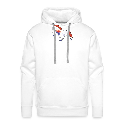 Tölter Islandic - Männer Premium Hoodie