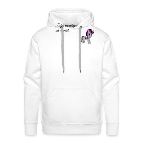 rebel pony T-Shirts - Männer Premium Hoodie