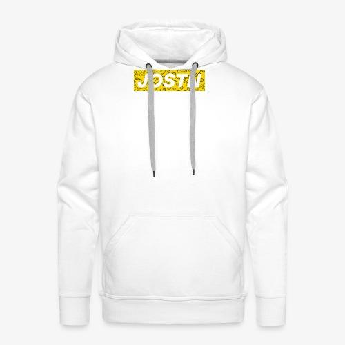 Jostn - Premium hettegenser for menn