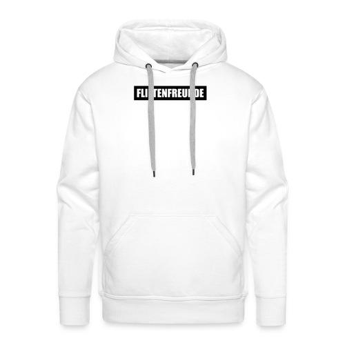 Flietenfreunde - Bold Edition - Männer Premium Hoodie