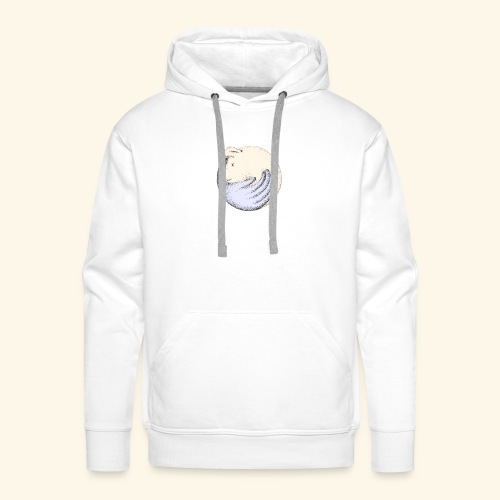 Save a pig, save the planet - Men's Premium Hoodie