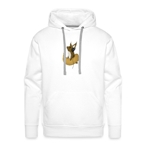 squirrelohne png - Männer Premium Hoodie