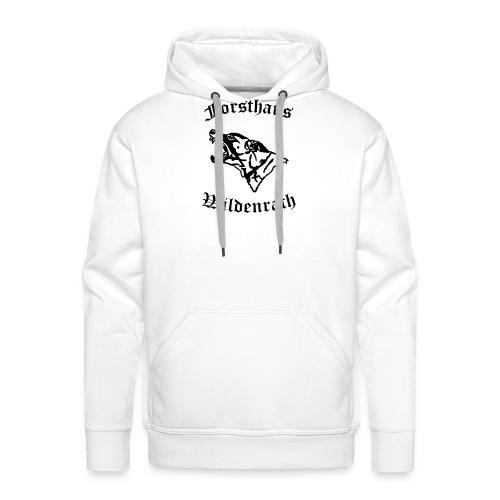 Logoneudunkel - Männer Premium Hoodie