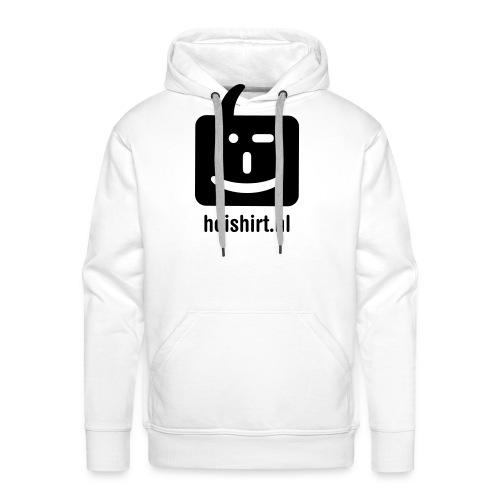 hoi back ai - Mannen Premium hoodie