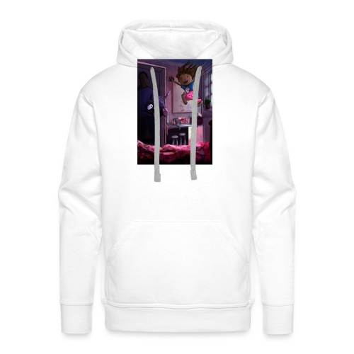 The Cookie Thief - Men's Premium Hoodie