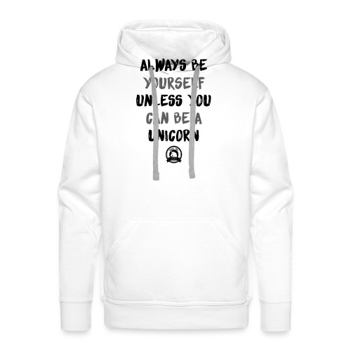 Unicorn Shirt - Männer Premium Hoodie