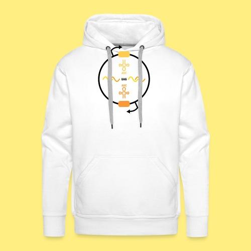 Biocontainment tRNA - shirt women - Mannen Premium hoodie