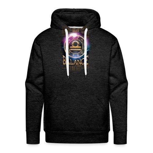BALANCE - Sweat-shirt à capuche Premium pour hommes