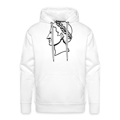 Gaius Julius Caesar - Männer Premium Hoodie