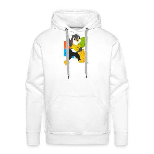 Cassééé - Sweat-shirt à capuche Premium pour hommes