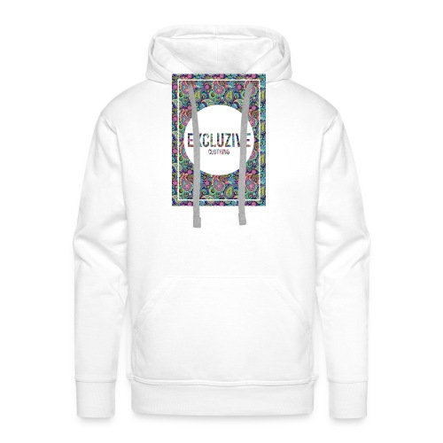 Colour_Design Excluzive - Men's Premium Hoodie