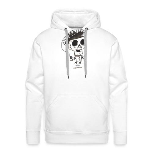 SENOR MUERTES - Sweat-shirt à capuche Premium pour hommes