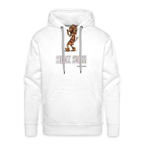 Sioux Soon! - Sweat-shirt à capuche Premium pour hommes
