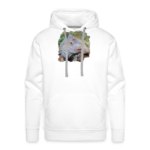 leguaan - Mannen Premium hoodie