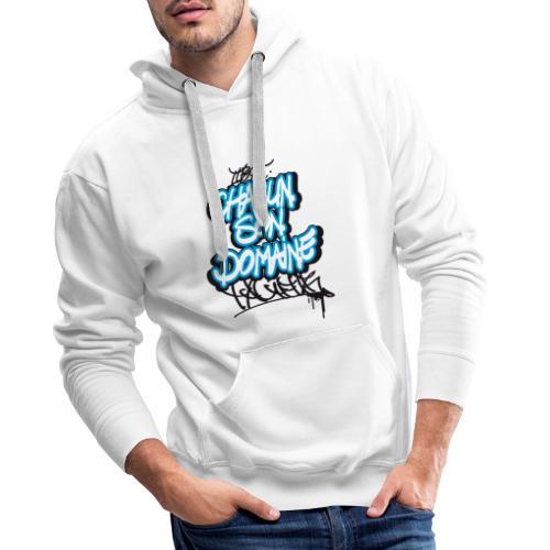chacun son domaine - Sweat-shirt à capuche Premium pour hommes
