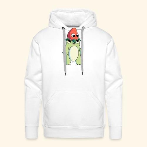 cutiefroggy2 - Sweat-shirt à capuche Premium pour hommes