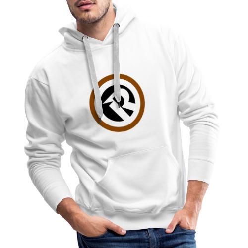 Logo Reborn Coffee 2020 - Felpa con cappuccio premium da uomo