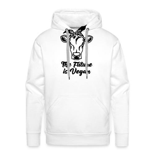 VEGAN FUTURE - Mannen Premium hoodie