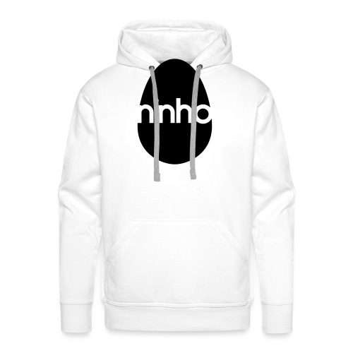 Ninho - Felpa con cappuccio premium da uomo