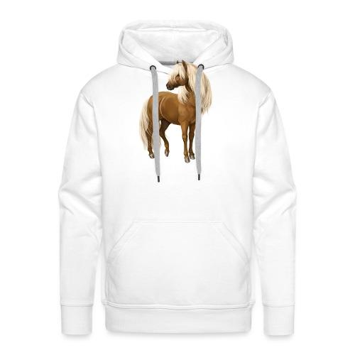 Pony Hengst - Männer Premium Hoodie