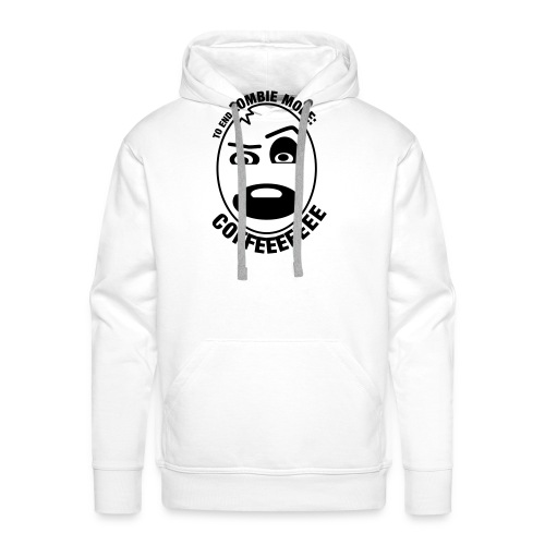 to_end_zombie_mode - Mannen Premium hoodie