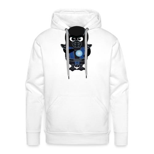 Pingouin SubZero - Sweat-shirt à capuche Premium pour hommes