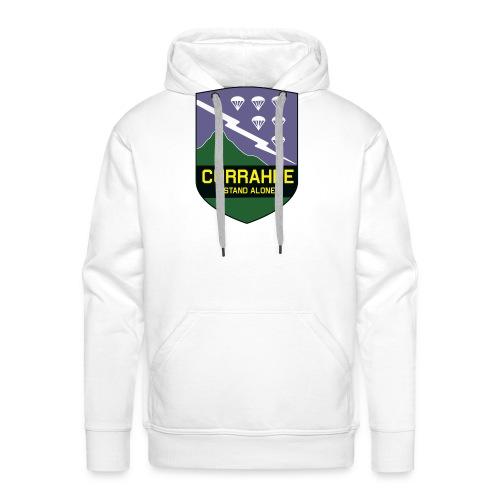 currahee - Sweat-shirt à capuche Premium pour hommes