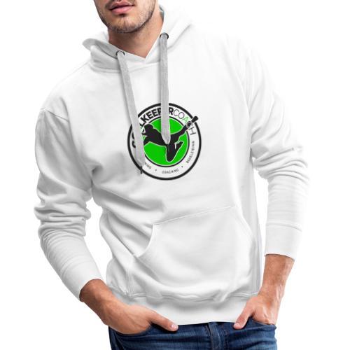 goalkeepercoach - Mannen Premium hoodie