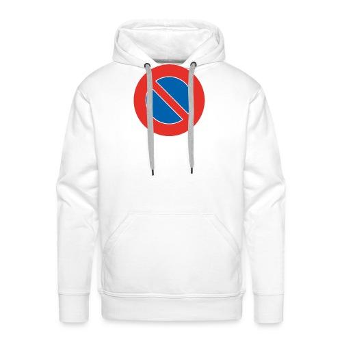 Parken verboten Tshirts - Männer Premium Hoodie