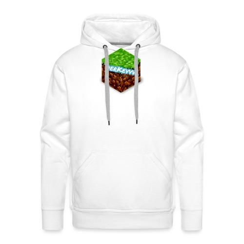 DerKevvv (Gras Block) - Männer Premium Hoodie