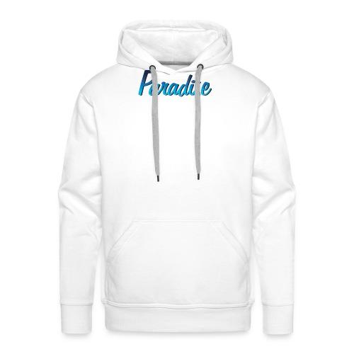 PARADISE!! - Sweat-shirt à capuche Premium pour hommes