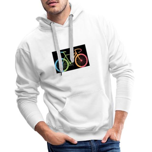 Coureur - Mannen Premium hoodie