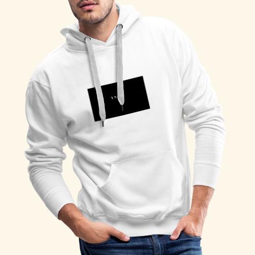 Y N CO - Sweat-shirt à capuche Premium pour hommes