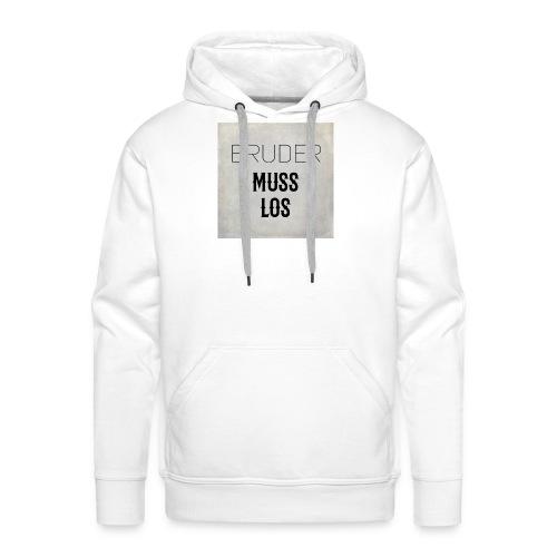 Bruder Muss Los Kollektion - Männer Premium Hoodie