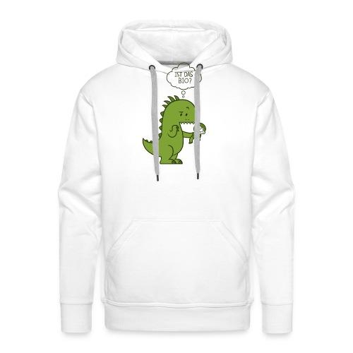 Bio-Dinosaurier - Männer Premium Hoodie