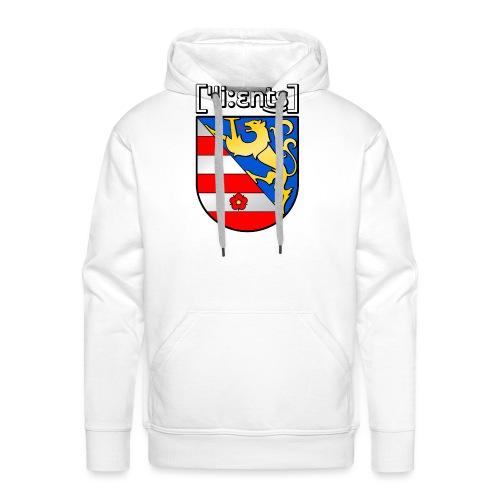 Lienz Wappen Shirt - Männer Premium Hoodie
