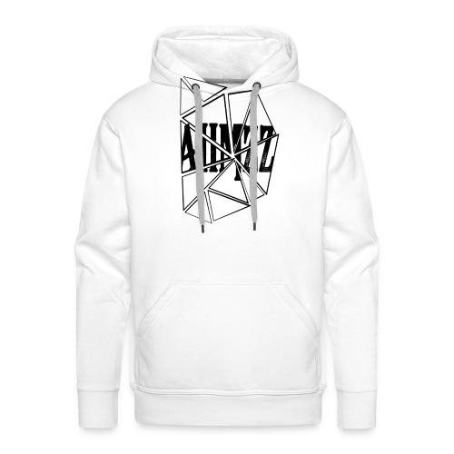 AiiMZZ Mich kacheln - Männer Premium Hoodie