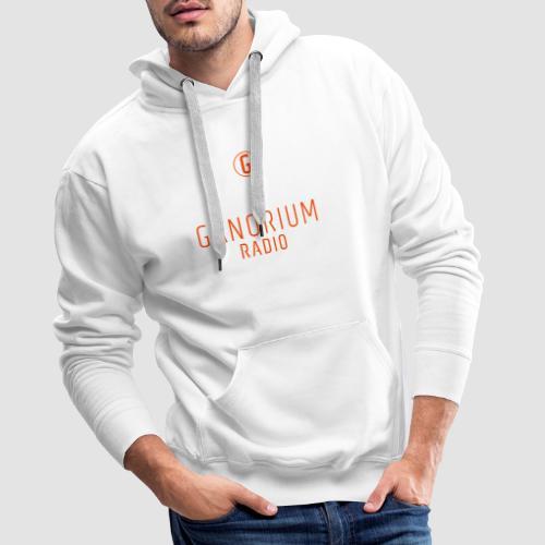 GANORIUM Orange - Men's Premium Hoodie