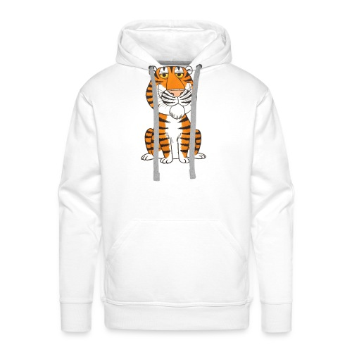 kidscontest Tiger - Men's Premium Hoodie