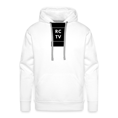 RCTV Logo - Premiumluvtröja herr