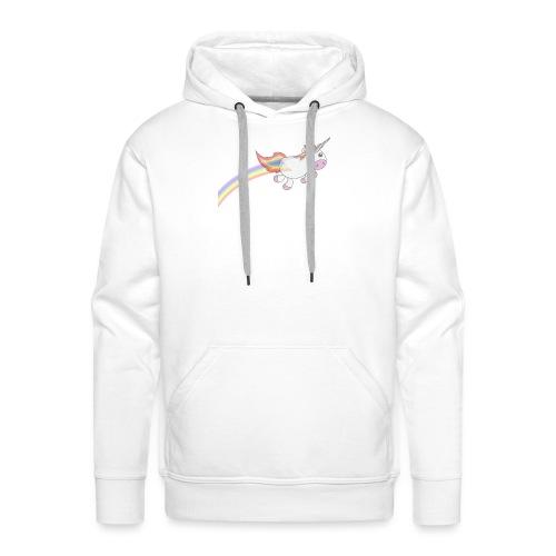 Branding EinhornGang - Männer Premium Hoodie