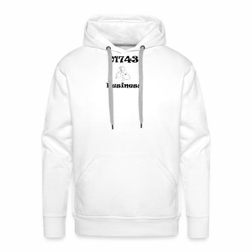 01743 Business - Men's Premium Hoodie