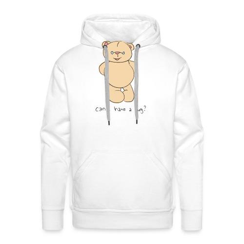 Bear hug - Men's Premium Hoodie
