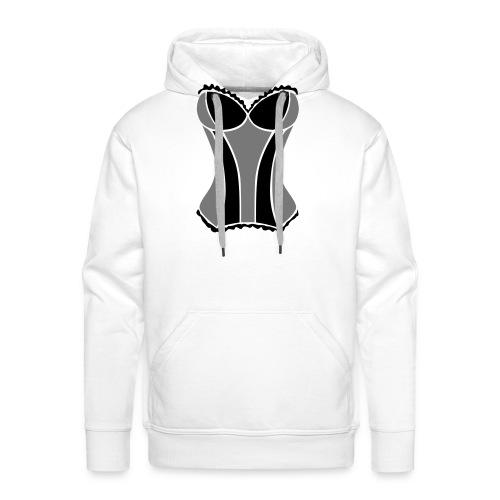 corsage2_2 - Männer Premium Hoodie