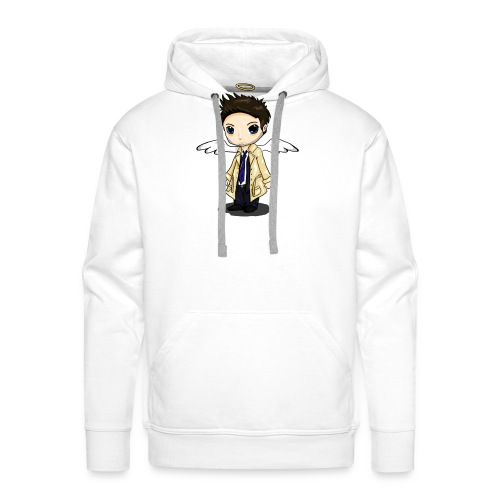 Team Castiel (dark) - Men's Premium Hoodie
