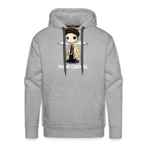 Team Castiel (dark) - Men's Premium Hoodie