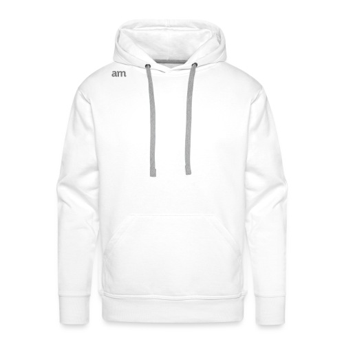 AM basics - Herre Premium hættetrøje