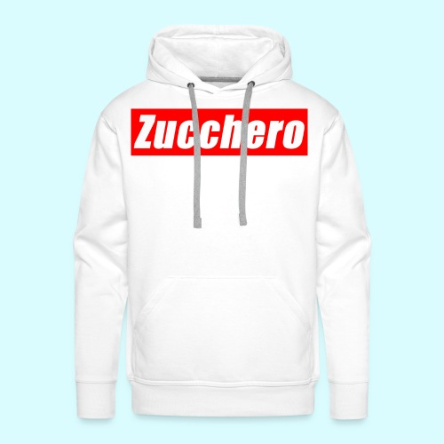 Zucchero Box Red - Men's Premium Hoodie